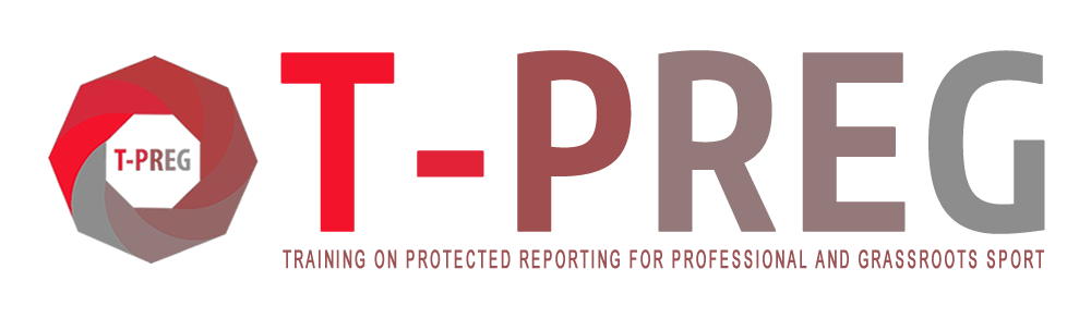 Training to Protected Reporting from Professional and Grassroots Sports